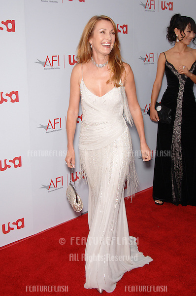 Actress JANE SEYMOUR at the 34th AFI Life Achievement Award Gala in Hollywood..June 8, 2006  Los Angeles, CA.© 2006 Paul Smith / Featureflash