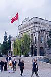 Istanbul University, Istanbul, Turkey, Bazaar Quarter,