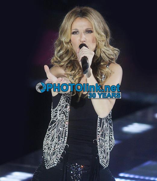 Celine Dion 2008, Photo By John Barrett/PHOTOlink