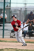 Carson Kelly during the Under Armour Pre-Season All-American Tournament at Kino Sports Complex on January 16, 2011 in Tucson, Arizona.  (Copyright Mike Janes Photography)