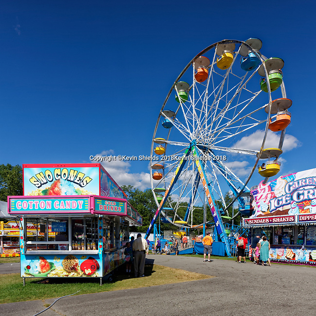 Union Fair, Union, Maine, USA