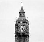 Big Ben , London 1960