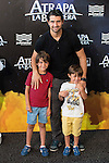 Football player Rub&eacute;n de la Red attends to the photocall during the premiere of &quot;Atrapa la Bandera&quot; at Kinepolis Cinema in Madrid, August 26, 2015. <br /> (ALTERPHOTOS/BorjaB.Hojas)