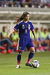 Nahomi Kawasumi (JPN),<br /> MAY 28, 2015 - Football / Soccer : KIRIN Challenge Cup 2015 match between Japan 1-0 Italy at Minaminagano Sports Park in Nagano, Japan.<br /> (Photo by AFLO)