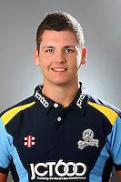 PICTURE BY VAUGHN RIDLEY/SWPIX.COM - Cricket - County Championship Div 2 - Yorkshire County Cricket Club 2012 Media Day - Headingley, Leeds, England - 29/03/12 - Yorkshire's Alex Lees.