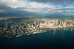 Aerial of Seattle, Washington, USA