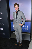 "LOS ANGELES, USA. June 06, 2019: Steffan Argus at the premiere for ""Ice on Fire"" at the LA County Museum of Art.<br /> Picture: Paul Smith/Featureflash"