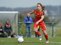 U 15 Belgian Red Flames - Virginia USA :<br /> <br /> Ellen Knockaert<br /> <br /> foto Dirk Vuylsteke / Nikonpro.be
