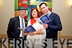 The Judges Michael Healy-Rae, Margaret Brick and Donal Flaherty  at the  Ardfert Idol in Ballyroe Heights Hotel On Friday