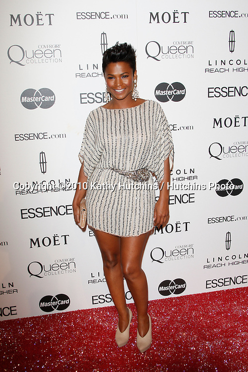 Nia Long.arriving at the  3rd Annual Essence Black Women in Hollywood Luncheon .Beverly Hills Hotel.Beverly Hills, CA.March 4, 2010.©2010 Kathy Hutchins / Hutchins Photo....