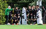 Stockholm 2014-08-30 Fotboll Superettan Hammarby IF - Tr&auml;ning :  <br /> Hammarbys spelare Johan Persson , Lars Mendonca Fuhre , Andreas Haddad , Linus Hallenius , Jan Gunnar Solli , Nahir Besara och Amadayia Rennie lyssnar p&aring; tr&auml;nare Nanne Bergstrand under Hammarbys tr&auml;ning p&aring; &Aring;rsta IP l&ouml;rdag den 30 augusti<br /> (Foto: Kenta J&ouml;nsson) Nyckelord:  Tr&auml;ning Tr&auml;na &Aring;rsta IP Hammarby Bajen diskutera argumentera diskussion argumentation argument discuss