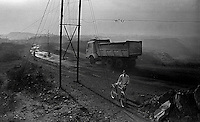 A morning in Jharia Coal Field area, Jharia, Jharkhand, India. Arindam Mukherjee