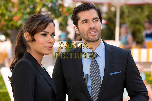Daniella Alonso, Eduardo Verastegui<br /> in Paul Blart: Mall Cop 2 (2015) <br /> *Filmstill - Editorial Use Only*<br /> CAP/FB<br /> Image supplied by Capital Pictures