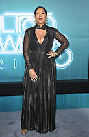 05 November 2017 - Las Vegas, NV - Melanie Fiona. 2017 Soul Train Awards at Orleans Arena. <br /> CAP/ADM/MJT<br /> &copy; MJT/ADM/Capital Pictures