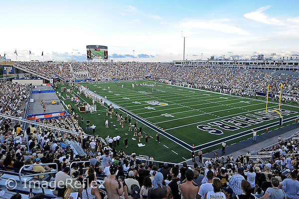 17 September 2011:  FIU notched a new attendance record of 20,205 at the game as the FIU Golden Panthers defeated the University of Central Florida Golden Knights, 17-10, at FIU Stadium in Miami, Florida.