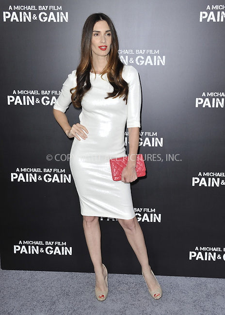 WWW.ACEPIXS.COM....April 22 2013, LA....Paz Vega arriving at the 'Pain & Gain' premiere held at TCL Chinese Theatre on April 22, 2013 in Hollywood, California. ....By Line: Peter West/ACE Pictures......ACE Pictures, Inc...tel: 646 769 0430..Email: info@acepixs.com..www.acepixs.com