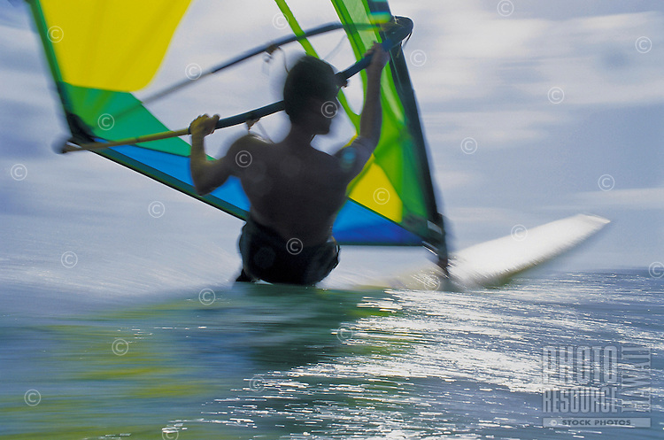Windsurfing, Backyards, North Shore, Oahu