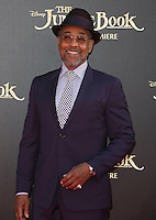 "04 April 2016 - Hollywood, California - Giancarlo Esposito. ""The Jungle Book"" Los Angeles Premiere held at the El Capitan Theatre. Photo Credit: Sammi/AdMedia"
