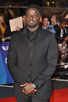 Daniel Kaluuya<br /> Widows opening gala ilm screeningat BFI London Film Festival<br /> In Leicester Square, London, England on October 10, 2018.<br /> CAP/PL<br /> &copy;Phil Loftus/Capital Pictures