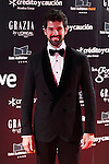 Actor Miguel Angel Muñoz attends Goya Cinema Awards 2014 red carpet at Centro de Congresos Principe Felipe on February 9, 2014 in Madrid, Spain. (ALTERPHOTOS/Victor Blanco)