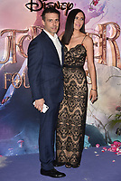 Will Stoppard, Linzi Stoppard<br /> 'The Nutcracker and the Four Realms' European Film Premiere at Westfield, London, England  on November 01,  2018.<br /> CAP/PL<br /> &copy;Phil Loftus/Capital Pictures