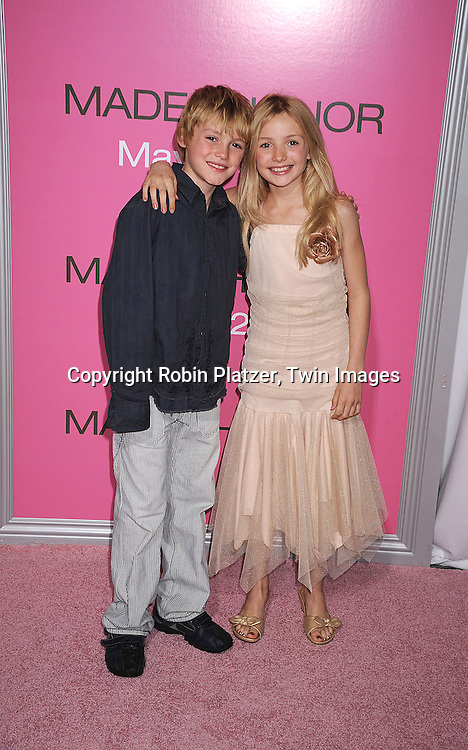 5792 Peyton List And Brotherjpg Robin Platzertwin Images
