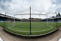 A general view from the North Stand during Southend United vs West Ham United Under-21, EFL Trophy Football at Roots Hall on 8th September 2020