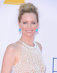Leslie Mann at The 64th Anual Primetime Emmy Awards held at Nokia Theatre L.A. Live in Los Angeles, California on September  23,2012                                                                   Copyright 2012 Hollywood Press Agency