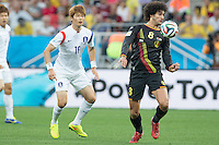 Belgium vs South Korea, June 26, 2014