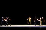 NOW<br /> <br /> Chor&eacute;graphie Carolyn Carlson<br /> Assistante chor&eacute;graphique Colette Malye<br /> Musique originale Ren&eacute; Aubry<br /> Lumi&egrave;res Patrice Besombes<br /> Collaborateurs sc&eacute;nographie Maxime Ruiz (photo), Beno&icirc;t Simon (vid&eacute;o)<br /> Costumes Chrystel Zingiro<br /> Conseil artistique Claire de Zorzi<br /> Avec l'&eacute;quipe du Th&eacute;&acirc;tre National de Chaillot<br /> Avec Constantine Baecher, Juha Marsalo, C&eacute;line Maufroid, Riccardo Meneghini, Yutaka Nakata, Sara Orselli, Sara Simeoni<br /> Compagnie : Carolyn Carlson Company<br /> Date 01/11/2014<br /> Lieu th&eacute;&acirc;tre National de Chaillot<br /> Ville Paris<br /> (C)2014 Laurent Paillier / photosdedanse.com, tous droits r&eacute;serv&eacute;s