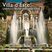 World Heritage Sites - Villa D'Este - Pictures, Images & Photos -