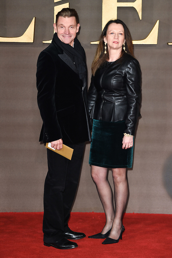 """Michael McKell<br /> at the """"Allied"""" UK premiere, Odeon Leicester Square, London.<br /> <br /> <br /> ©Ash Knotek  D3202  21/11/2016"""