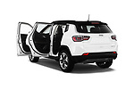 Car images close up view of a 2018 Jeep Compass Limited 5 Door SUV doors
