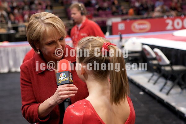 Photo by John Cheng - Tyson American Cup 2008 in Madison Square Garden, New York.Post Meet