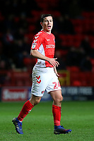 Josh Cullen of Charlton, on loan from West Ham during Charlton Athletic vs Burton Albion, Sky Bet EFL League 1 Football at The Valley on 12th March 2019