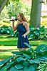 National Anthem singer at Delaware Park on 6/3/2017