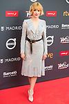 """Maggie Civantos attends to the presentation of the """"Premios Platino"""" at Palacio de Cristal in Madrid. April 07, 2017. (ALTERPHOTOS/Borja B.Hojas)"""