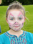 Alanah McGlew pictured at St Feckin's sports day. Photo: Colin Bell/pressphotos.ie