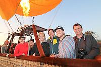 20150716 16 July Hot Air Balloon Cairns