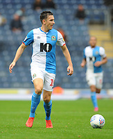 Blackburn Rovers' Stewart Downing<br /> <br /> Photographer Kevin Barnes/CameraSport<br /> <br /> The EFL Sky Bet Championship - Blackburn Rovers v Luton Town - Saturday 28th September 2019 - Ewood Park - Blackburn<br /> <br /> World Copyright © 2019 CameraSport. All rights reserved. 43 Linden Ave. Countesthorpe. Leicester. England. LE8 5PG - Tel: +44 (0) 116 277 4147 - admin@camerasport.com - www.camerasport.com