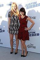 Riki Lindhome, Kate Micucci<br /> at the Comedy Central Roast of Justin Bieber, Sony Pictures Studios, Culver City, CA 03-14-15<br /> David Edwards/DailyCeleb.Com 818-249-4998