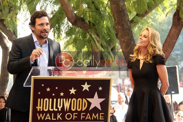 Jeremy Sisto, Cheryl Hines<br /> at the Cheryl Hines Star on the Hollywood Walk of Fame, Hollywood, CA 01-29-14<br /> David Edwards/DailyCeleb.Com 818-249-4998