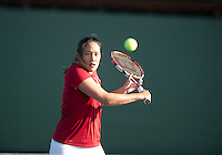 Jennifer Yen of the 2010 Stanford women's Tennis Team.