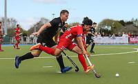 Steve Edwards. International Hockey, Blacksticks Men v Japan, TET Multisport Centre, Stratford, New Zealand. Saturday 12 October 2019. Photo: Simon Watts/www.bwmedia.co.nz/HockeyNZ