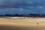 Duenen, El Jable, Parque Natural de Corralejo, Corralejo, Fuerteventura