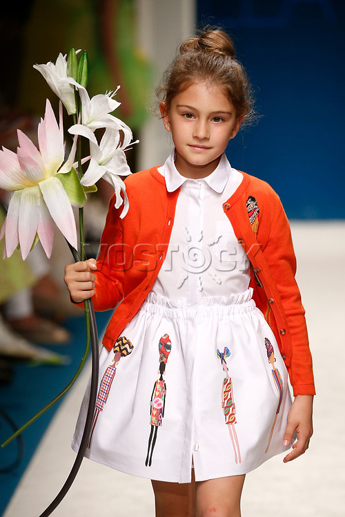 Stella Jean - Pitti Bimbo Kids - spring summer 2017 - Florence - June 2016