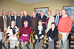 DINNER; Past workers of the ESB Kerry who attended the annual Christmas dinner in the Brandon Hotel, Tralee on Friday. Front l-r: Breda Bulman, mary heaphy, Carmel Brosnan and Betty Leahy. Back l-r: Jeremiah McCarthy, Jim Moriarty, Joe Sayers, pat Moriarty, Fr jim Griffin, Jimmy Leahy, Dan Brosnan, Vincent Murphy, Willie Dillane and Ciaran O'Connell. ........................... ..............................   Copyright Kerry's Eye 2008