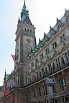 07 June 2006: The Rathaus, Hamburg Town Hall. The United States Men's National Team was honored at City Hall, the Rathaus, in Hamburg, Germany, where the team is based out of for the FIFA 2006 World Cup tournament.