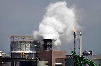 Nederland -  Velsen - 2019.    Tata Steel industrie. De vroegere Hoogovens.  Foto Berlinda van Dam / Hollandse Hoogte
