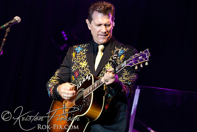 Chris Isaak performs at Newport Waterfront Events July 10, 2013